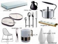 Akcesoria kuchenne do wnętrza minimalistycznego