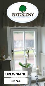 okna drewniane otwierane na zewnątrz