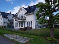 Takie wlasnie domy w technologii szkieletowej sa najbardziej popularne w Skandynawii