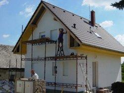 Jakie wybrać ściany do domu